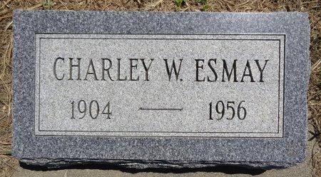 ESMAY, CHARLEY - Jones County, South Dakota | CHARLEY ESMAY - South Dakota Gravestone Photos