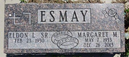 ESMAY, SR., ELDON - Jones County, South Dakota | ELDON ESMAY, SR. - South Dakota Gravestone Photos