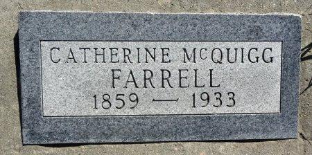 FARRELL, CATHERINE - Jones County, South Dakota   CATHERINE FARRELL - South Dakota Gravestone Photos
