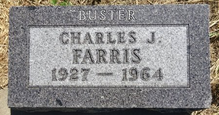 FARRIS, CHARLES - Jones County, South Dakota | CHARLES FARRIS - South Dakota Gravestone Photos