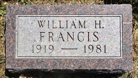FRANCIS, WILLIAM - Jones County, South Dakota   WILLIAM FRANCIS - South Dakota Gravestone Photos