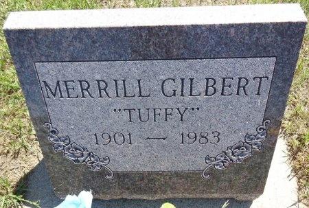 "GILBERT, MERRILL ""TUFFY"" - Jones County, South Dakota   MERRILL ""TUFFY"" GILBERT - South Dakota Gravestone Photos"