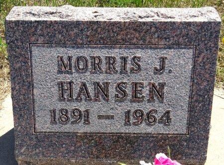 HANSEN, MORRIS - Jones County, South Dakota | MORRIS HANSEN - South Dakota Gravestone Photos