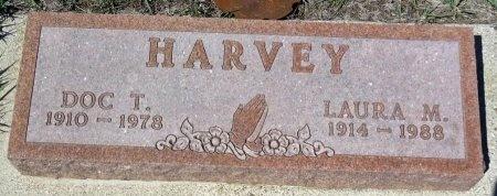 HARVEY, DOC T. - Jones County, South Dakota | DOC T. HARVEY - South Dakota Gravestone Photos