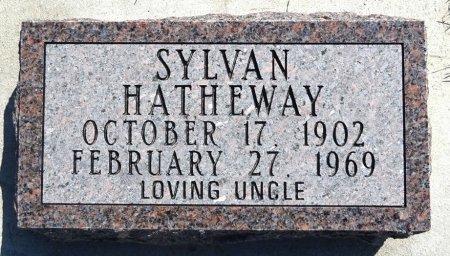 HATHEWAY, SYLVAN - Jones County, South Dakota   SYLVAN HATHEWAY - South Dakota Gravestone Photos