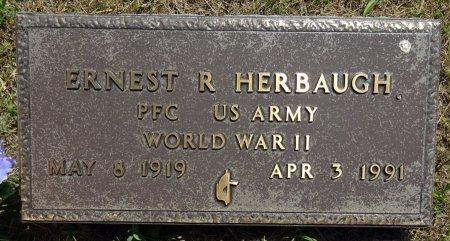 HERBAUGH, ERNEST - Jones County, South Dakota   ERNEST HERBAUGH - South Dakota Gravestone Photos