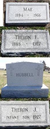 HUBBELL, MAE - Jones County, South Dakota | MAE HUBBELL - South Dakota Gravestone Photos