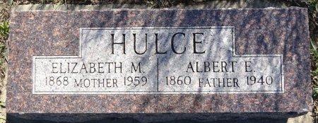 HULCE, ELIZABETH M. - Jones County, South Dakota | ELIZABETH M. HULCE - South Dakota Gravestone Photos