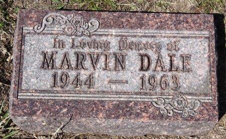 IVERSEN, MARVIN - Jones County, South Dakota | MARVIN IVERSEN - South Dakota Gravestone Photos