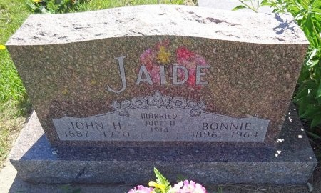 JAIDE, BONNIE - Jones County, South Dakota | BONNIE JAIDE - South Dakota Gravestone Photos