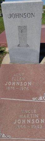JOHNSON, ELLEN - Jones County, South Dakota   ELLEN JOHNSON - South Dakota Gravestone Photos