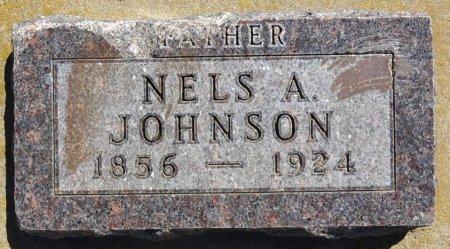 JOHNSON, NELS - Jones County, South Dakota | NELS JOHNSON - South Dakota Gravestone Photos