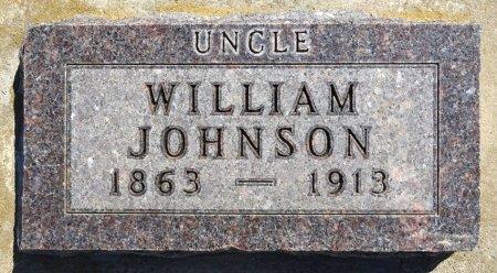 JOHNSON, WILLIAM - Jones County, South Dakota | WILLIAM JOHNSON - South Dakota Gravestone Photos