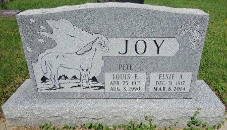 JOY, ELSIE - Jones County, South Dakota | ELSIE JOY - South Dakota Gravestone Photos