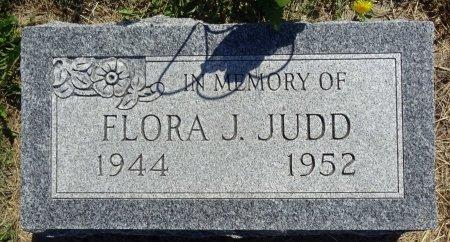 JUDD, FLORA - Jones County, South Dakota | FLORA JUDD - South Dakota Gravestone Photos