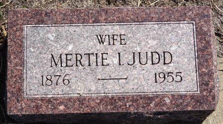 JUDD, MERTIE - Jones County, South Dakota | MERTIE JUDD - South Dakota Gravestone Photos