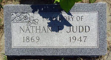 JUDD, NATHAN - Jones County, South Dakota | NATHAN JUDD - South Dakota Gravestone Photos