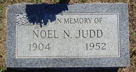 JUDD, NOEL N. - Jones County, South Dakota | NOEL N. JUDD - South Dakota Gravestone Photos
