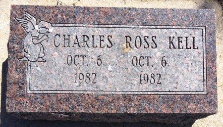 KELL, CHARLES ROSS - Jones County, South Dakota | CHARLES ROSS KELL - South Dakota Gravestone Photos