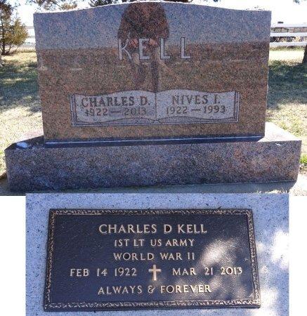 KELL, NIVES - Jones County, South Dakota   NIVES KELL - South Dakota Gravestone Photos