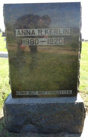 KERLIN, ANNA - Jones County, South Dakota | ANNA KERLIN - South Dakota Gravestone Photos