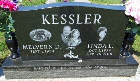 KESSLER, MELVERN - Jones County, South Dakota | MELVERN KESSLER - South Dakota Gravestone Photos
