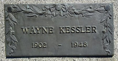 KESSLER, WAYNE - Jones County, South Dakota | WAYNE KESSLER - South Dakota Gravestone Photos