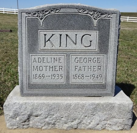 KING, GEORGE - Jones County, South Dakota | GEORGE KING - South Dakota Gravestone Photos