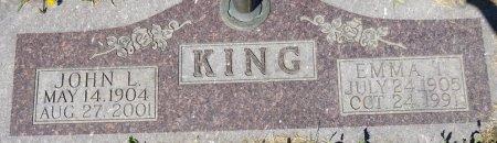 KING, JOHN - Jones County, South Dakota | JOHN KING - South Dakota Gravestone Photos