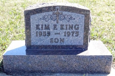 KING, KIM - Jones County, South Dakota   KIM KING - South Dakota Gravestone Photos