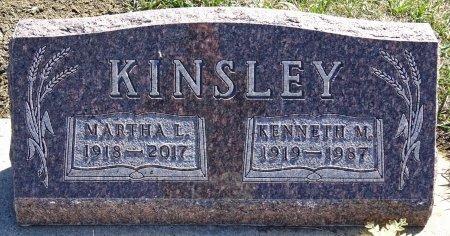 KINSLEY, MARTHA - Jones County, South Dakota   MARTHA KINSLEY - South Dakota Gravestone Photos