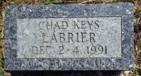 LABRIER, CHAD KEYS - Jones County, South Dakota | CHAD KEYS LABRIER - South Dakota Gravestone Photos
