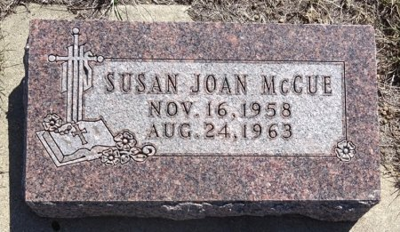 MCCUE, SUSAN - Jones County, South Dakota | SUSAN MCCUE - South Dakota Gravestone Photos