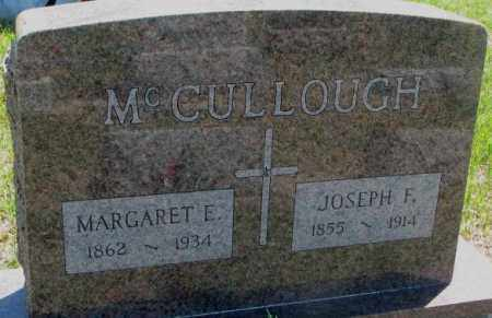 MCCULLOUGH, MARGARET E. - Jones County, South Dakota | MARGARET E. MCCULLOUGH - South Dakota Gravestone Photos