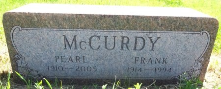 MCCURDY, FRANK - Jones County, South Dakota | FRANK MCCURDY - South Dakota Gravestone Photos