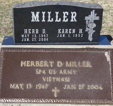 MILLER, KAREN - Jones County, South Dakota | KAREN MILLER - South Dakota Gravestone Photos