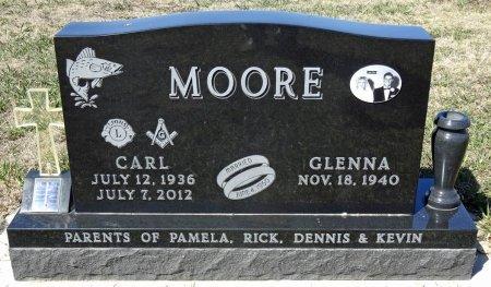 MOORE, CARL - Jones County, South Dakota   CARL MOORE - South Dakota Gravestone Photos