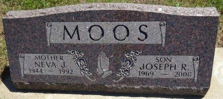 MOOS, NEVA - Jones County, South Dakota | NEVA MOOS - South Dakota Gravestone Photos