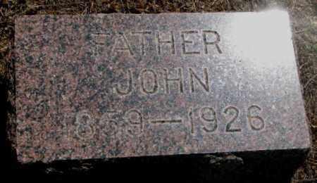 MORGAN, JOHN - Jones County, South Dakota   JOHN MORGAN - South Dakota Gravestone Photos