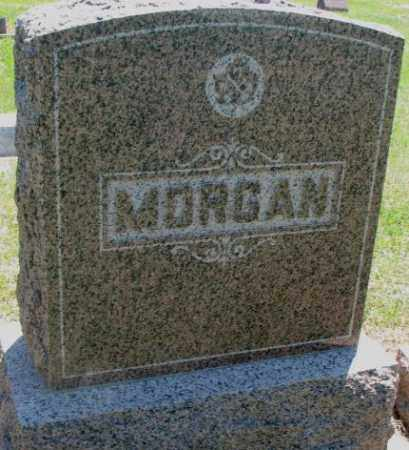 MORGAN, PLOT - Jones County, South Dakota   PLOT MORGAN - South Dakota Gravestone Photos