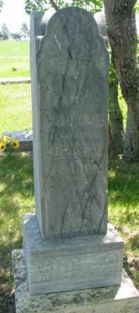 MULLER, BERT J. - Jones County, South Dakota | BERT J. MULLER - South Dakota Gravestone Photos