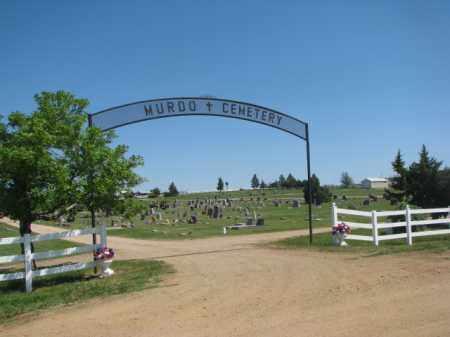 **MURDO, ENTRANCE & NOTES - Jones County, South Dakota | ENTRANCE & NOTES **MURDO - South Dakota Gravestone Photos