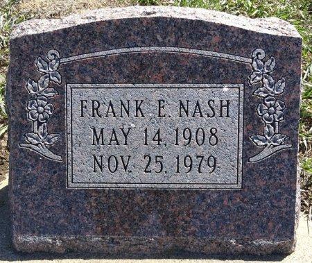 NASH, FRANK - Jones County, South Dakota | FRANK NASH - South Dakota Gravestone Photos