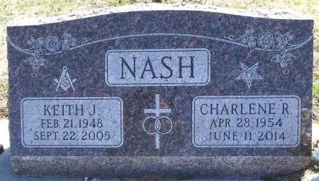NASH, KEITH - Jones County, South Dakota | KEITH NASH - South Dakota Gravestone Photos