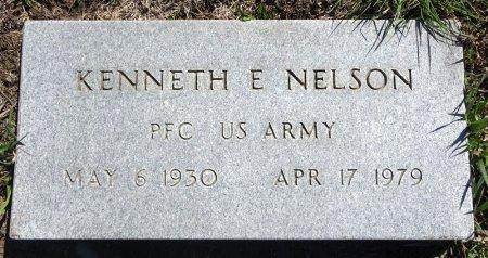 NELSON, KENNETH - Jones County, South Dakota   KENNETH NELSON - South Dakota Gravestone Photos