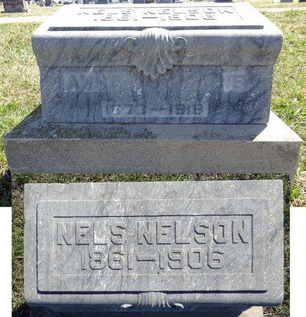 NELSON, NELS - Jones County, South Dakota | NELS NELSON - South Dakota Gravestone Photos