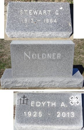 NOLDNER, EDYTH - Jones County, South Dakota | EDYTH NOLDNER - South Dakota Gravestone Photos