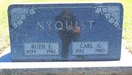 NYQUIST, RUTH - Jones County, South Dakota | RUTH NYQUIST - South Dakota Gravestone Photos