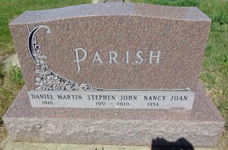 PARISH, NANCY - Jones County, South Dakota | NANCY PARISH - South Dakota Gravestone Photos