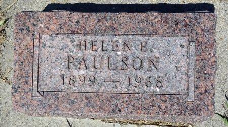 PAULSON, HELEN - Jones County, South Dakota   HELEN PAULSON - South Dakota Gravestone Photos